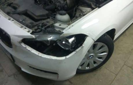 Кузовной ремонт, пример 2