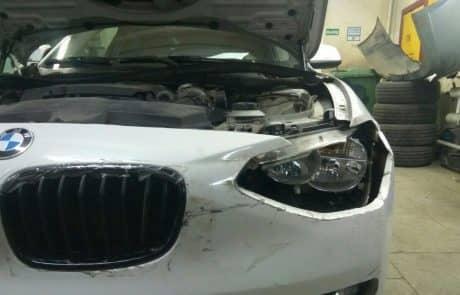 Кузовной ремонт, пример 3