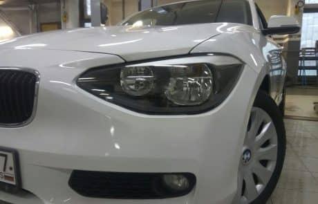Кузовной ремонт, пример 5
