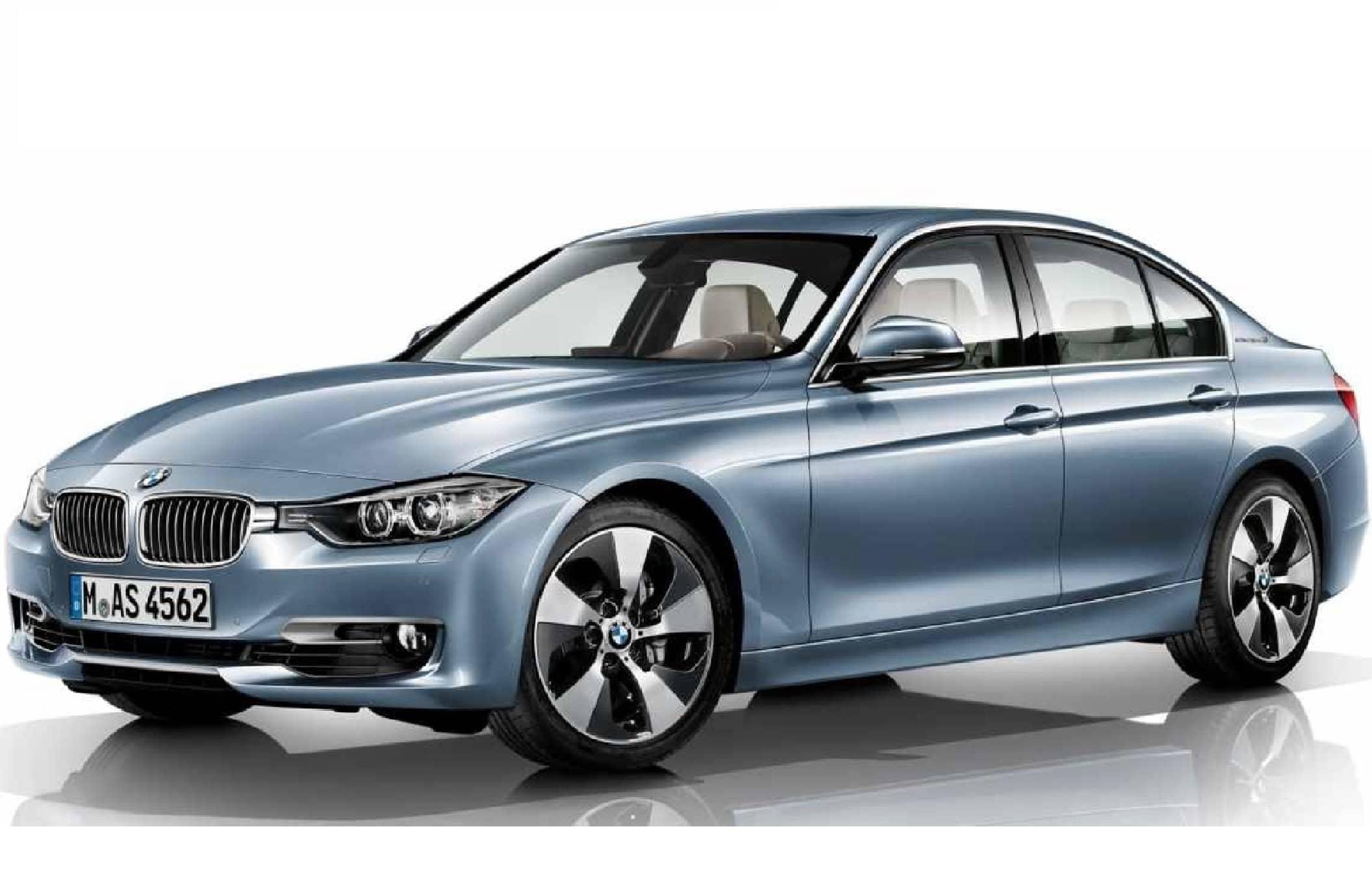 Сход-развал BMW серии 3