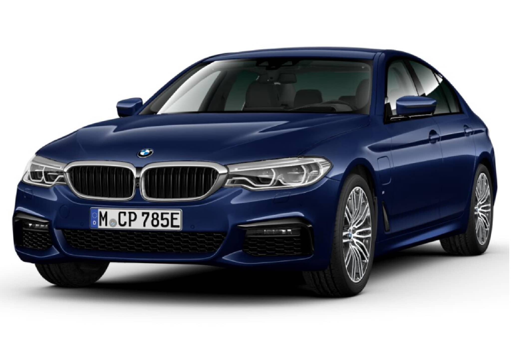 Кузовной ремонт BMW серии 5