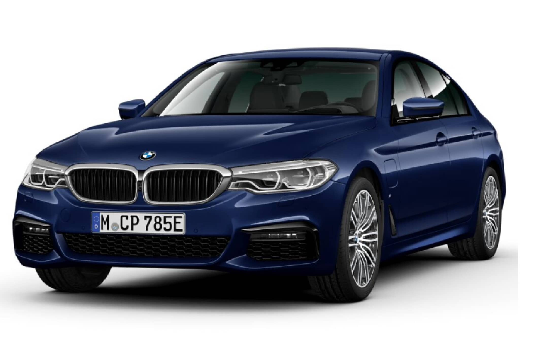 Диагностика BMW серии 5