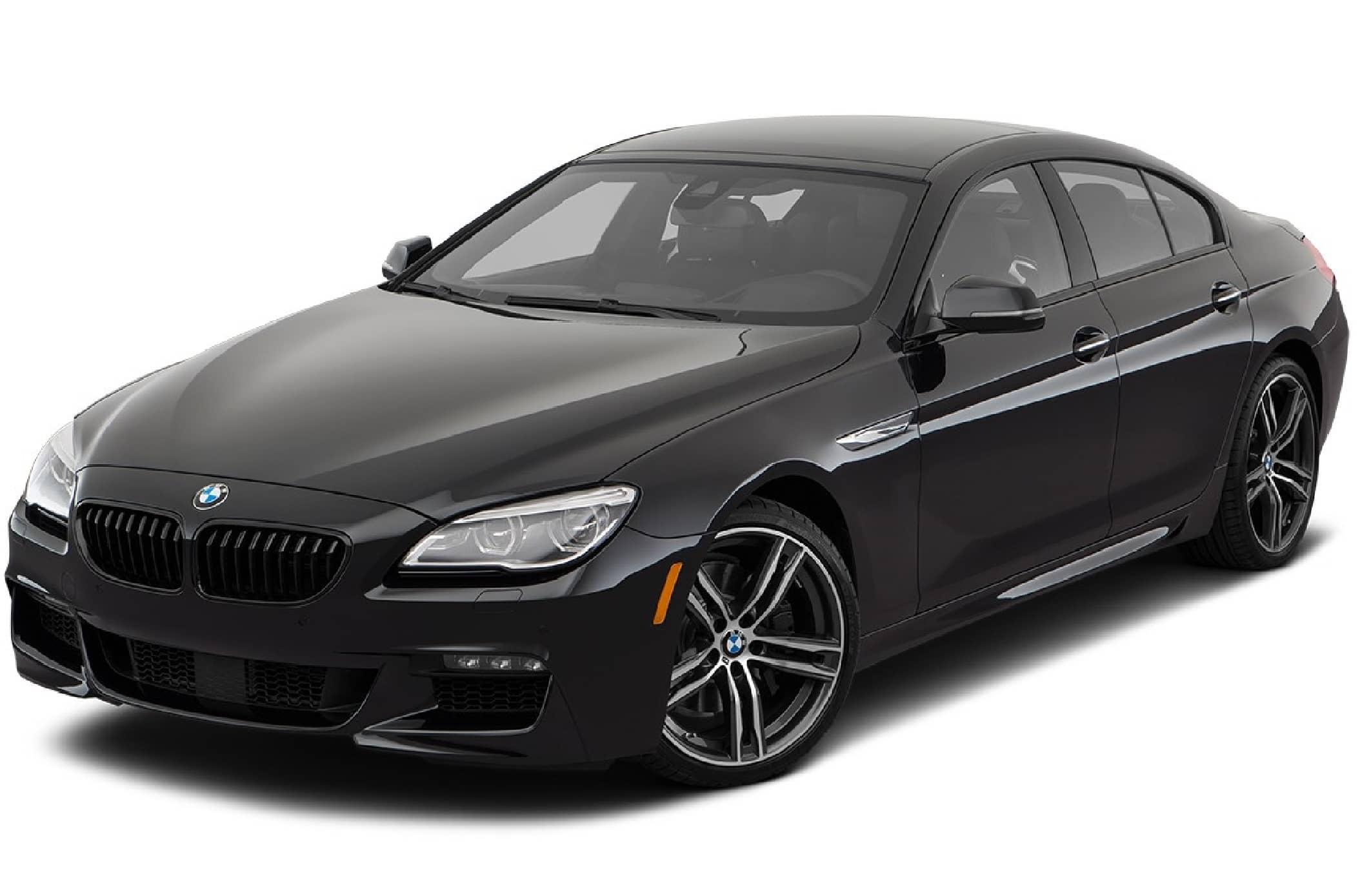 Сход-развал BMW серии 6