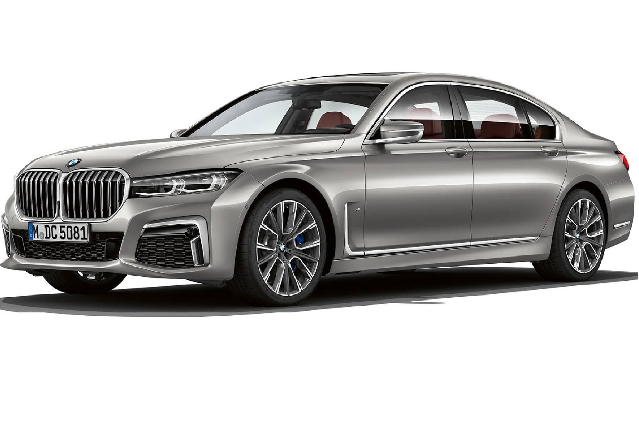 Замена лобового стекла BMW серии 7