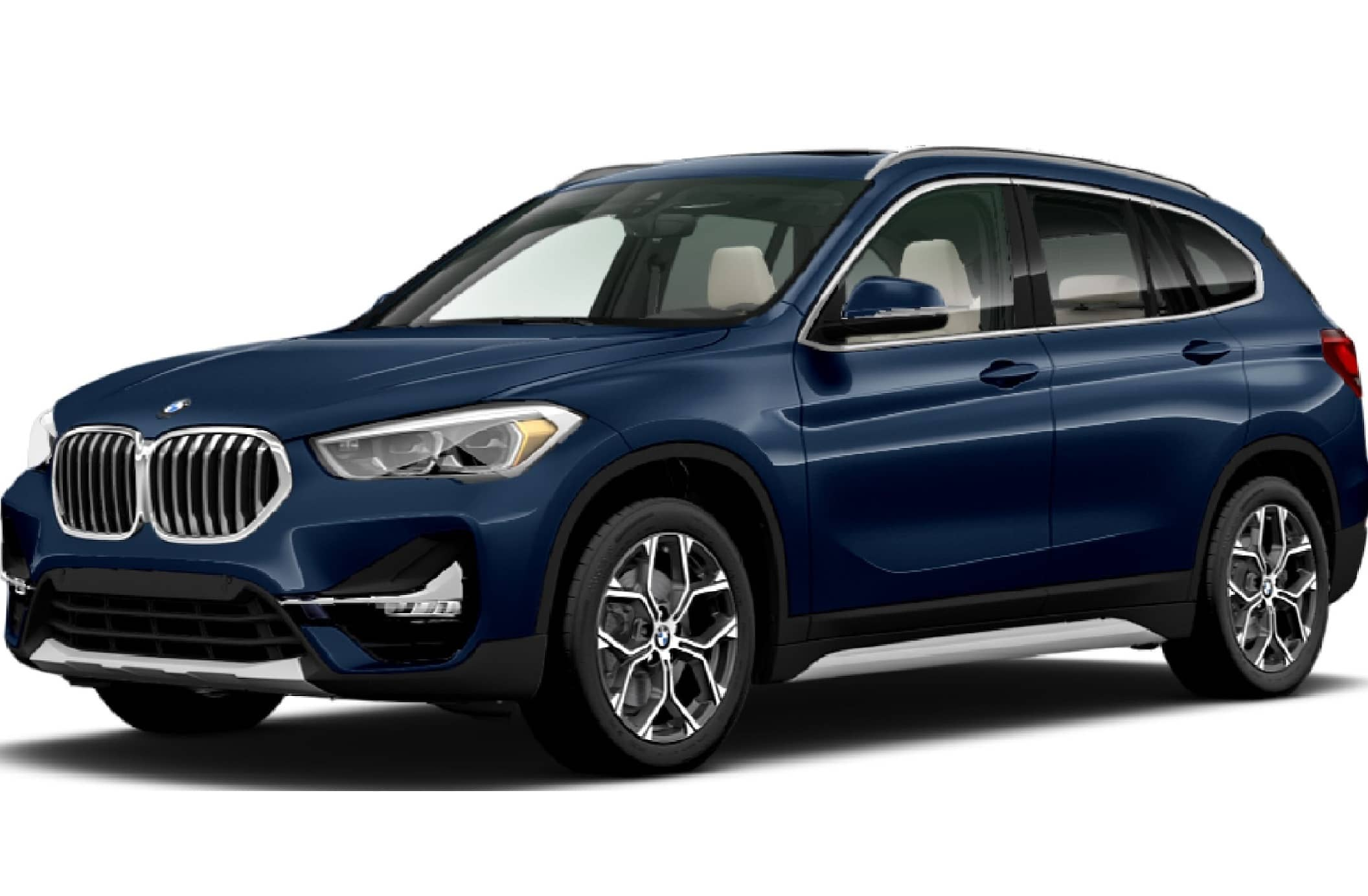 Диагностика двигателя BMW  X1