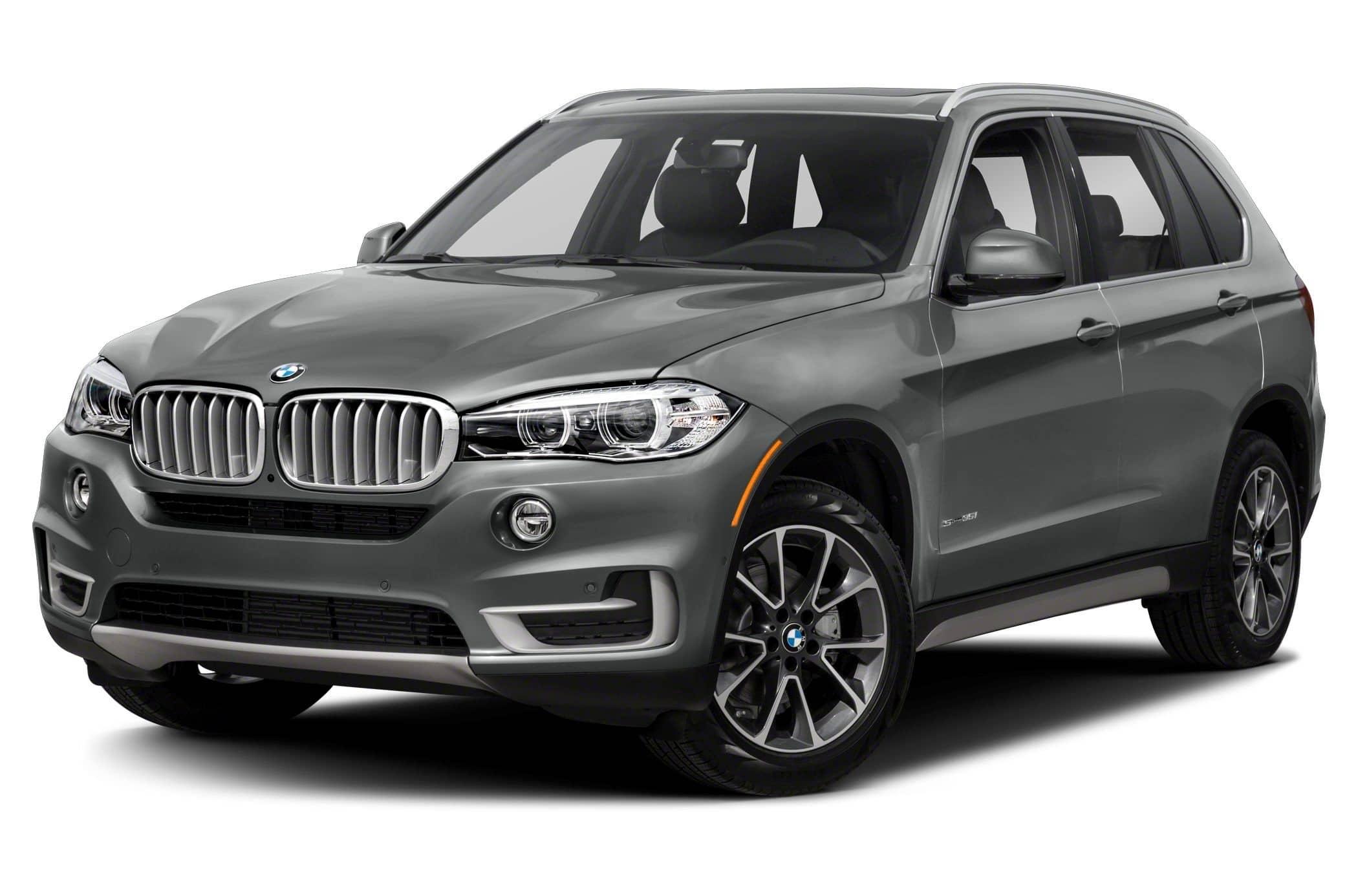 Замена радиатора BMW  X5