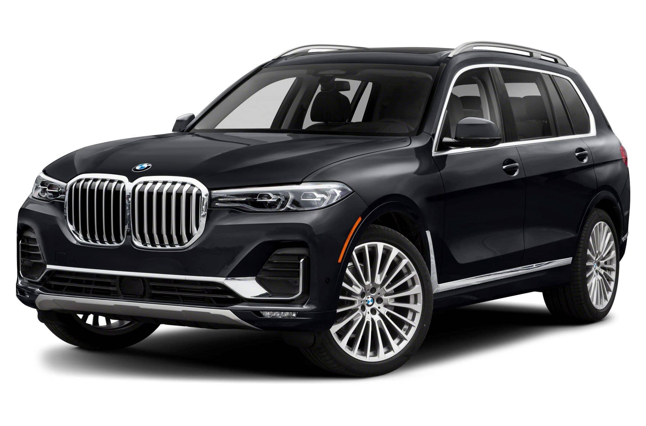 Замена двигателя BMW   X7